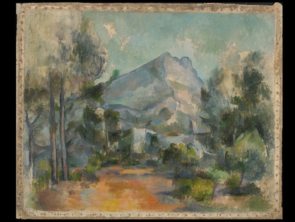 Accord Sur La Montagne Sainte Victoire Entre Le Kunstmuseum De Berne Et La Famille De Cezanne Art Newspaper Fr