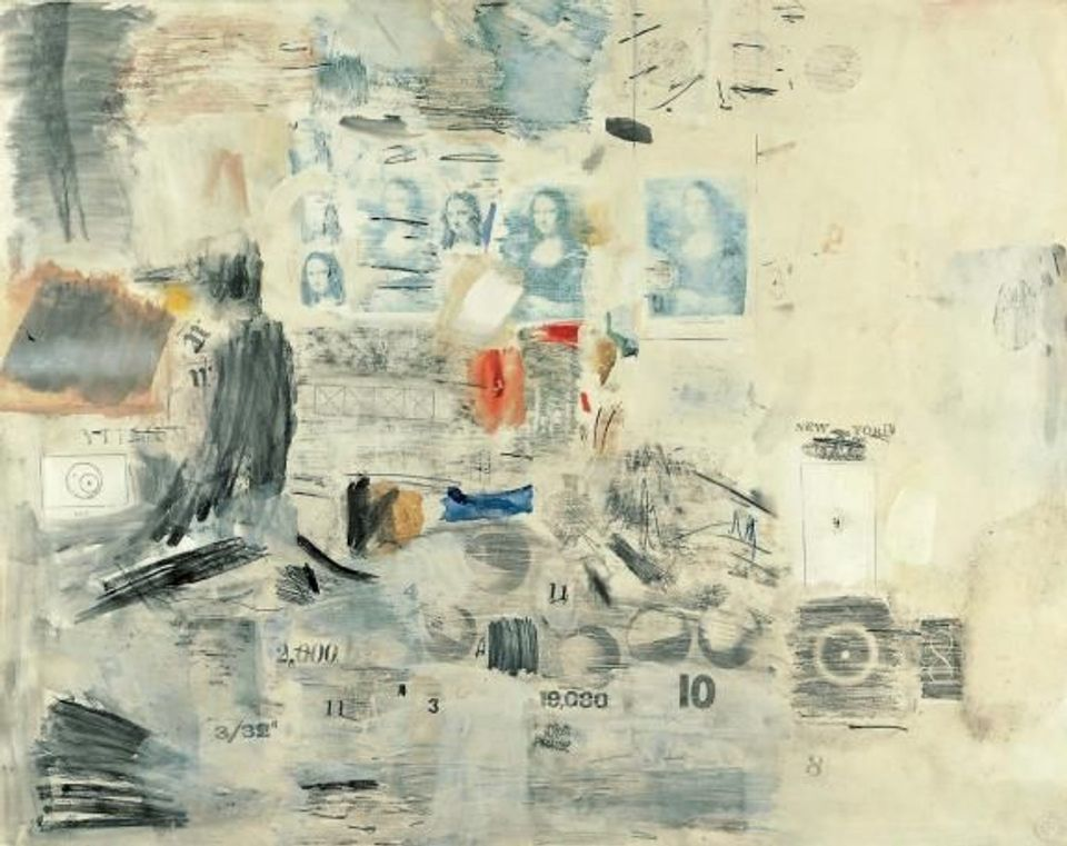 The hell of modern media: on Robert Rauschenberg's Dante series | The Art  Newspaper