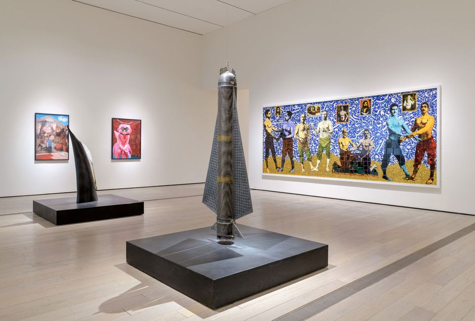 Los Angeles County Museum Of Art Hopes To Change American Perceptions Of Iran With New Show The Art Newspaper