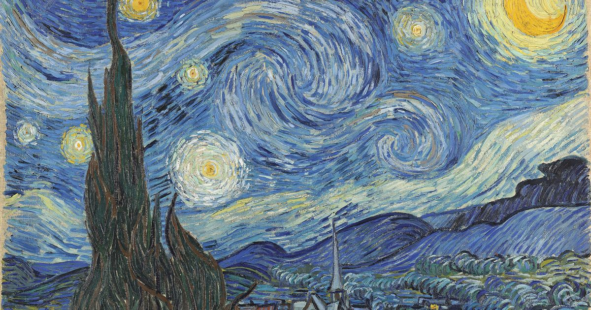Starry Night Is Held By Russian Government The Art Newspaper