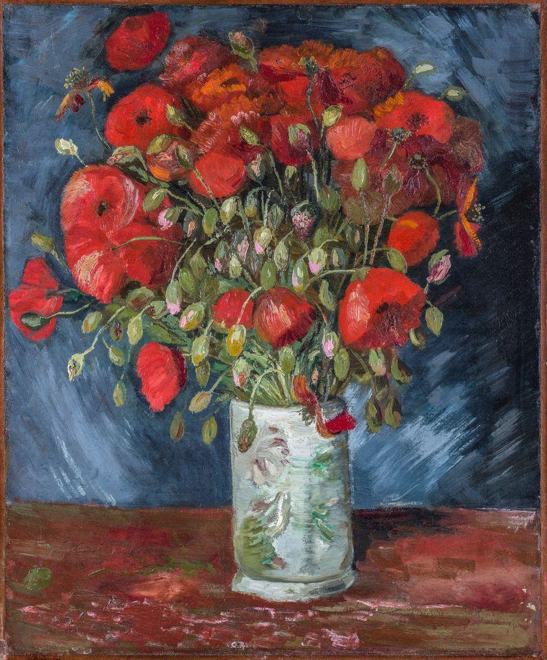 Painting Van Gogh