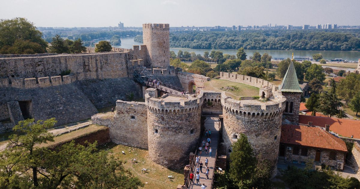 Planned cable car attraction over Belgrade historic fortress 'should be suspended' | The Art Newspaper