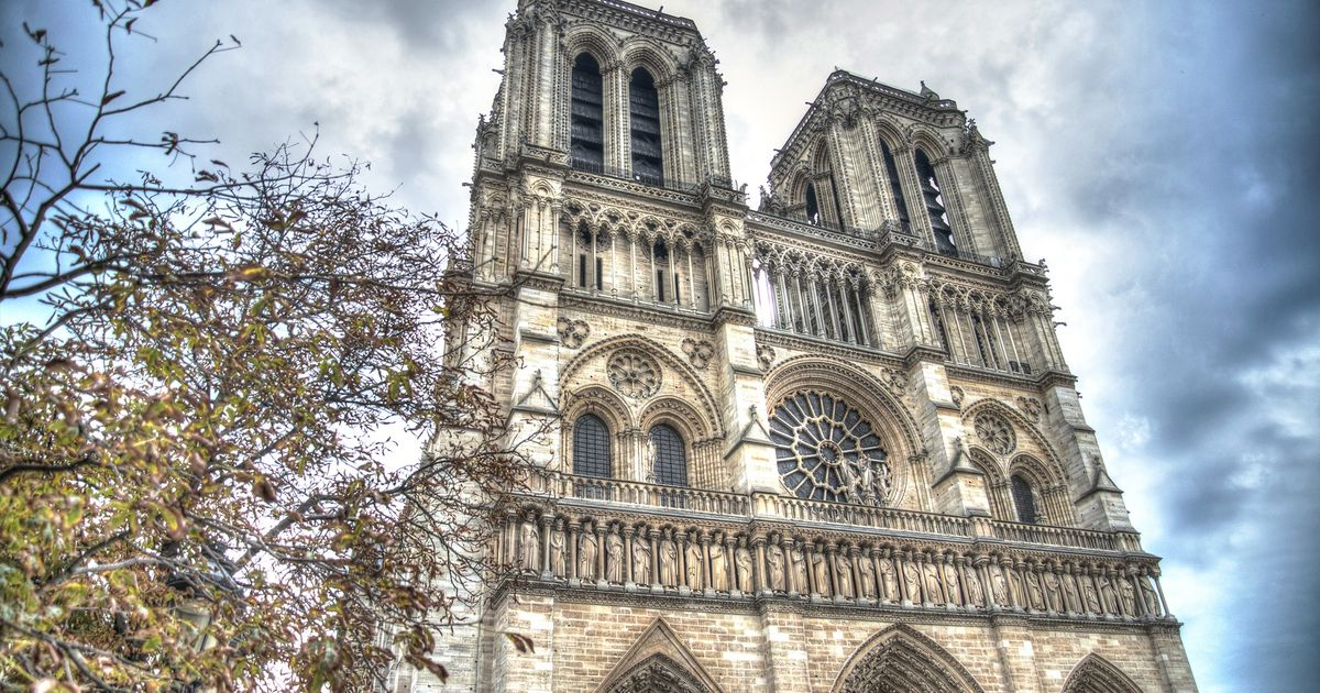 It's official: French tycoons finalise €300m donations for fire-ravaged Notre Dame