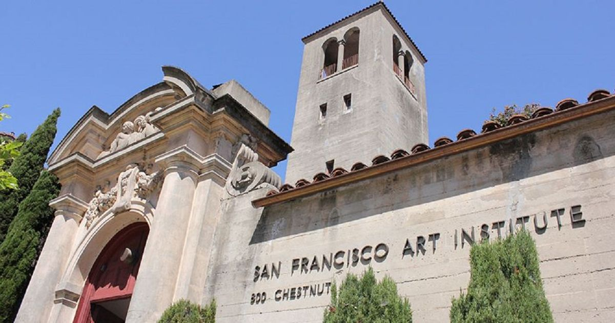 San Francisco Art Institute plans to stay open but suspend degree  programmes   The Art Newspaper