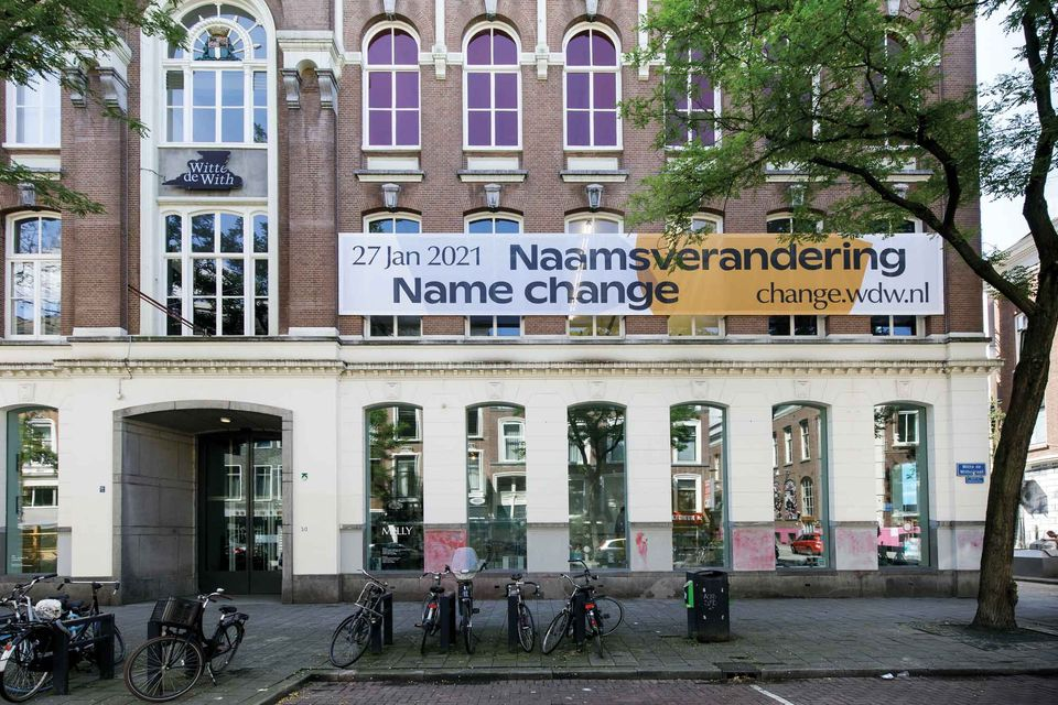 The Rotterdam art centre formerly known as Witte de With, the name of a colonial-era Dutch naval officer, is calling on the public to help it choose a new name