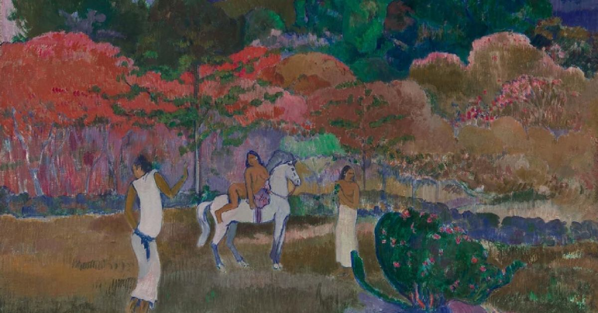 Two US museums plan to investigate their Gauguins after amateur art sleuth says they are fake