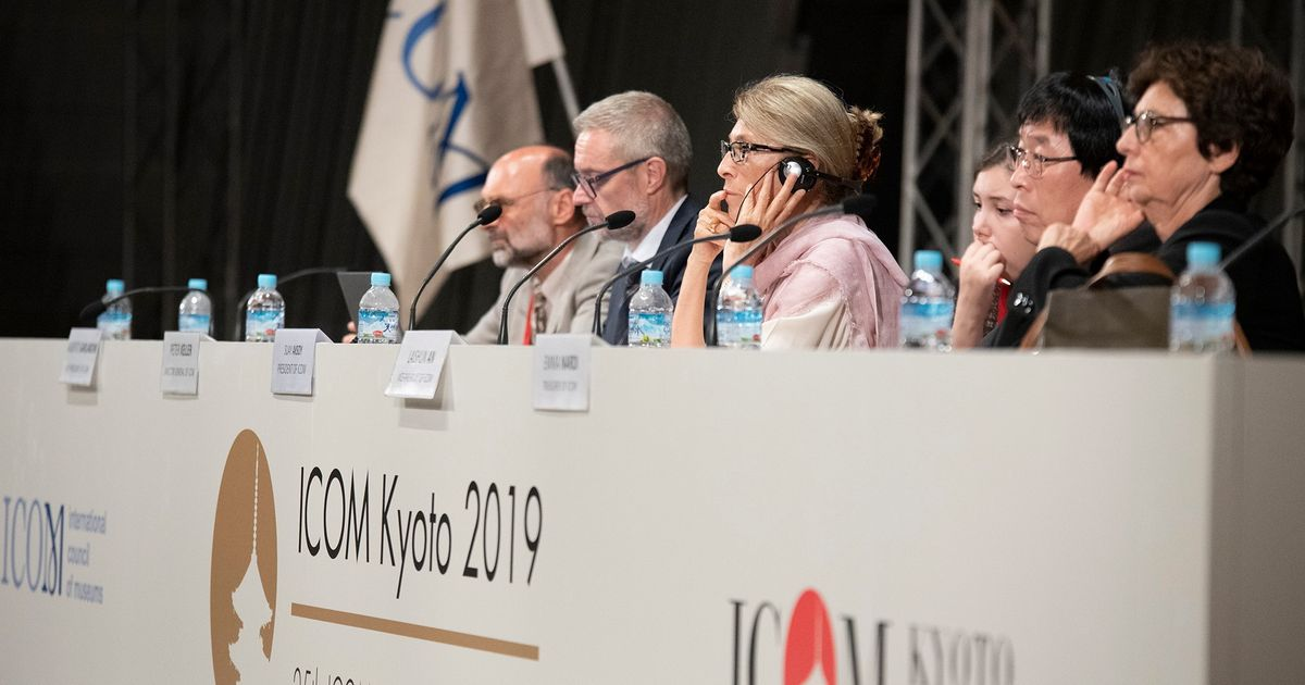 Icom in turmoil after row over new definition of museums