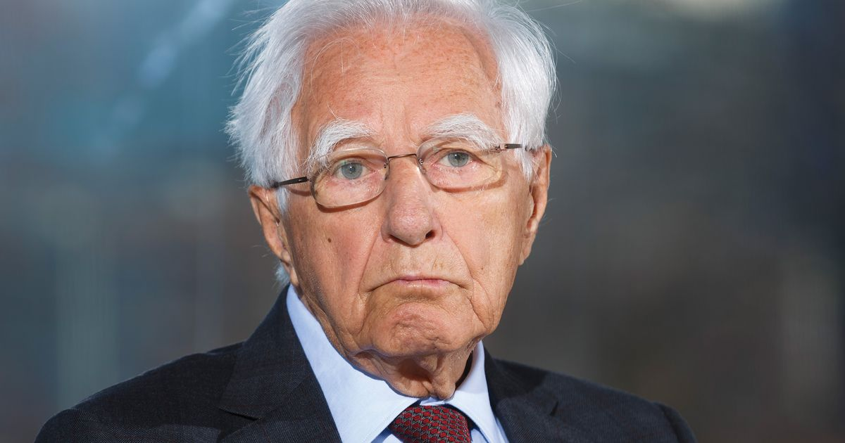 Erich Marx, Berlin collector and patron, dies age 99