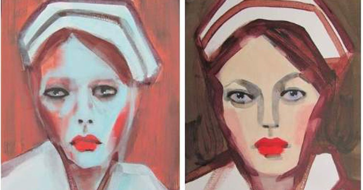 Vancouver painter's $100 Facebook portraits raise more than $150,000 for residency project