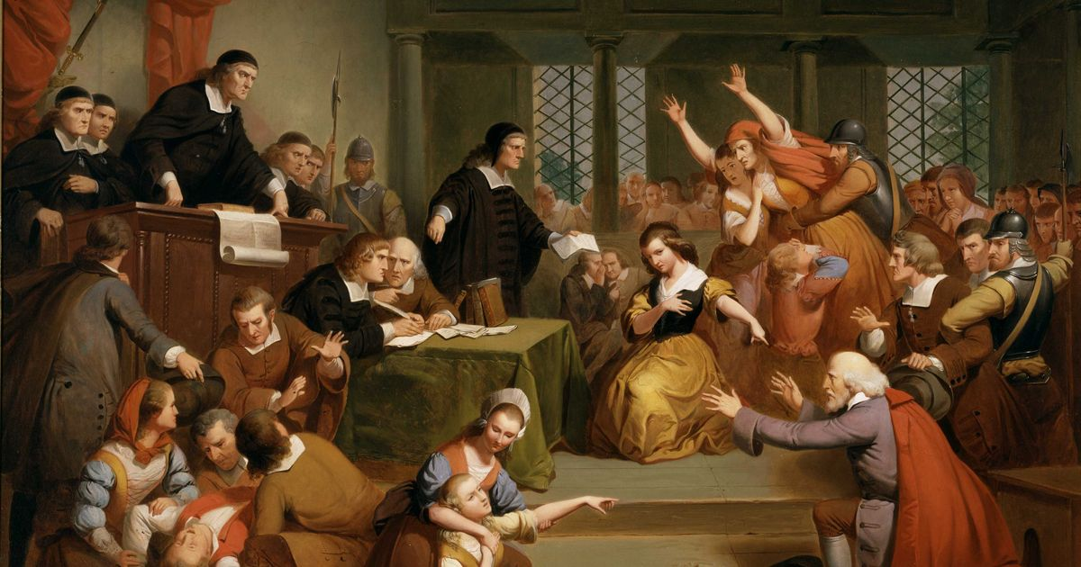 What can we learn from the Salem Witch Trials?