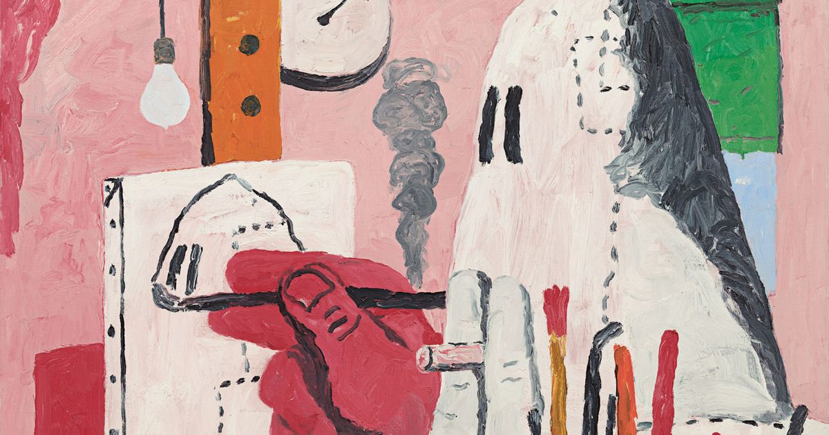 Critics, scholars—and even museum's own curator—condemn decision to postpone Philip Guston show over Klansmen imagery