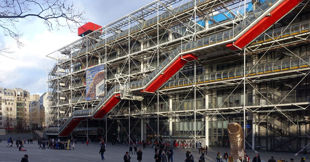 Centre Pompidou could close for three years for 'essential' renovations