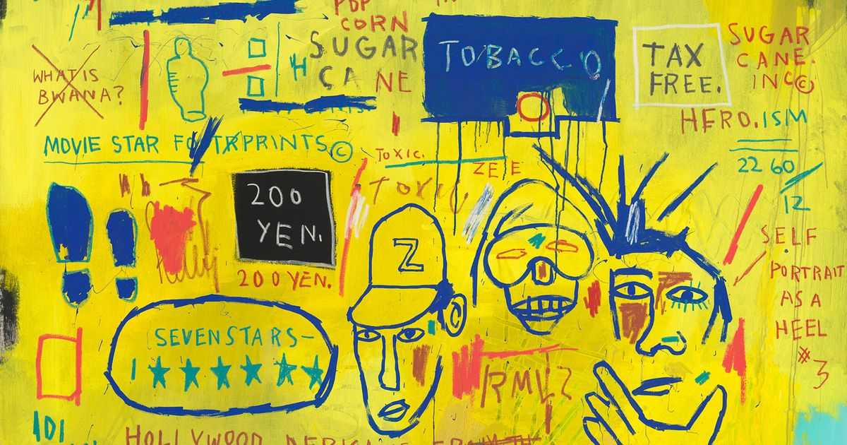 From the streets to the studio: show explores how Basquiat, graffiti and hip-hop culture stormed the art world in the 1980s