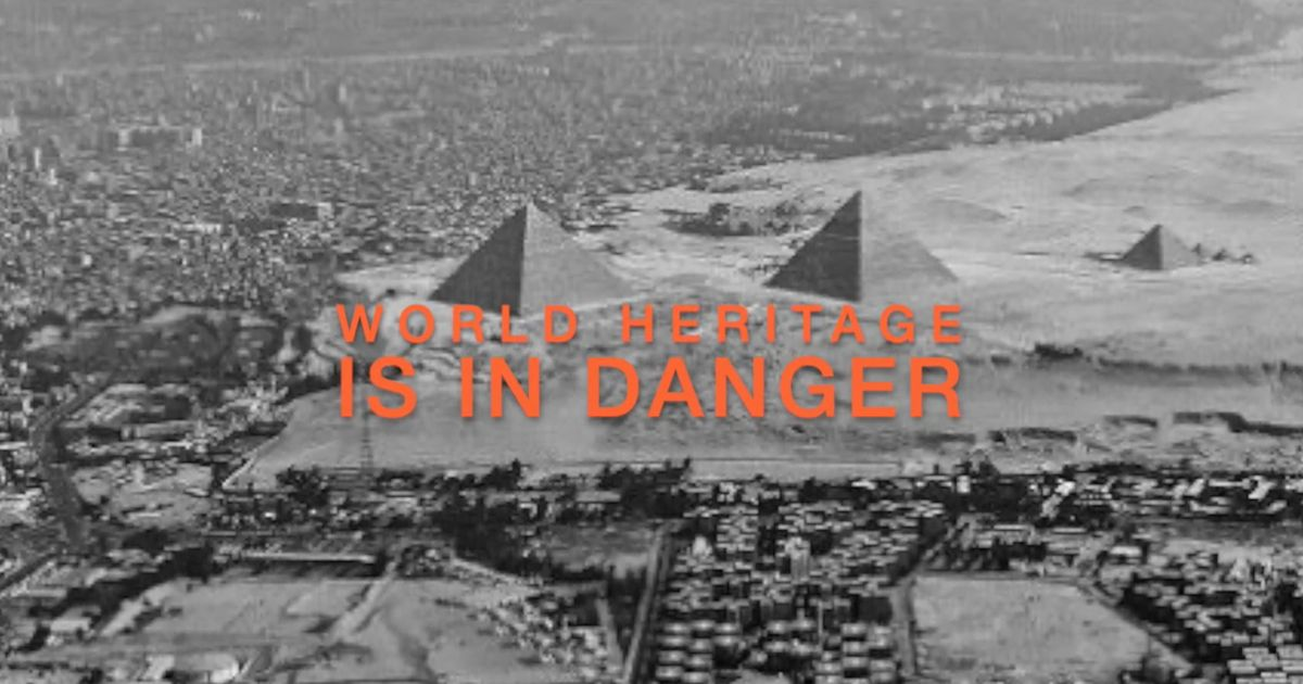 the new heritage body our world heritage says it is determined to preserve endangered heritage through citizen participation.