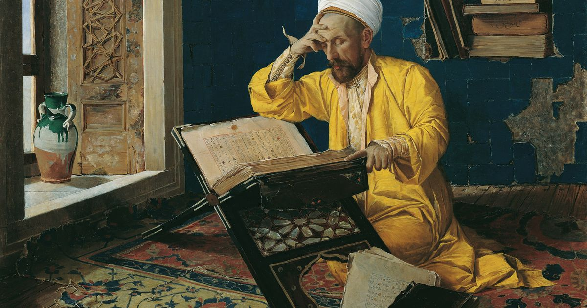 Two books have different takes on the question: just what is Islamic Art?