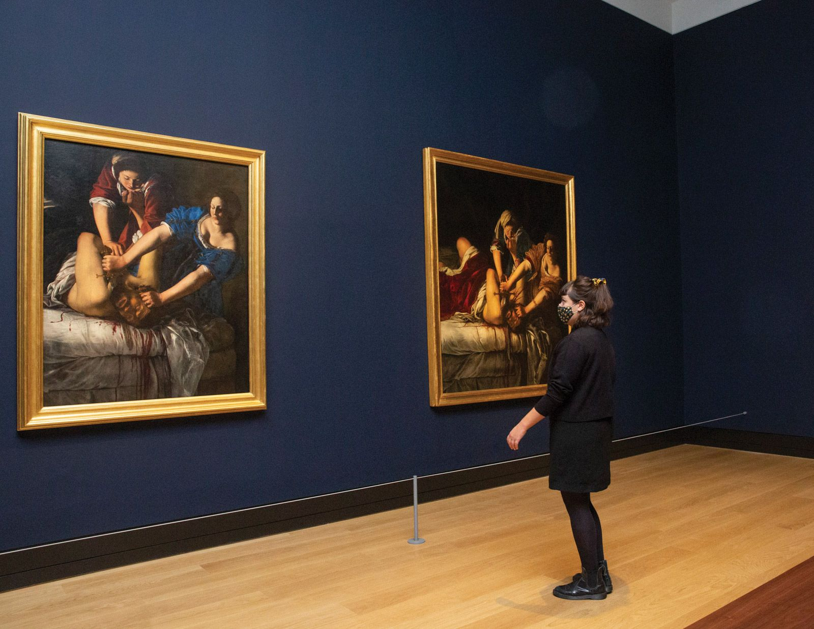 Artemisia at the National Gallery is currently closed in accordance with a second national lockdown across England