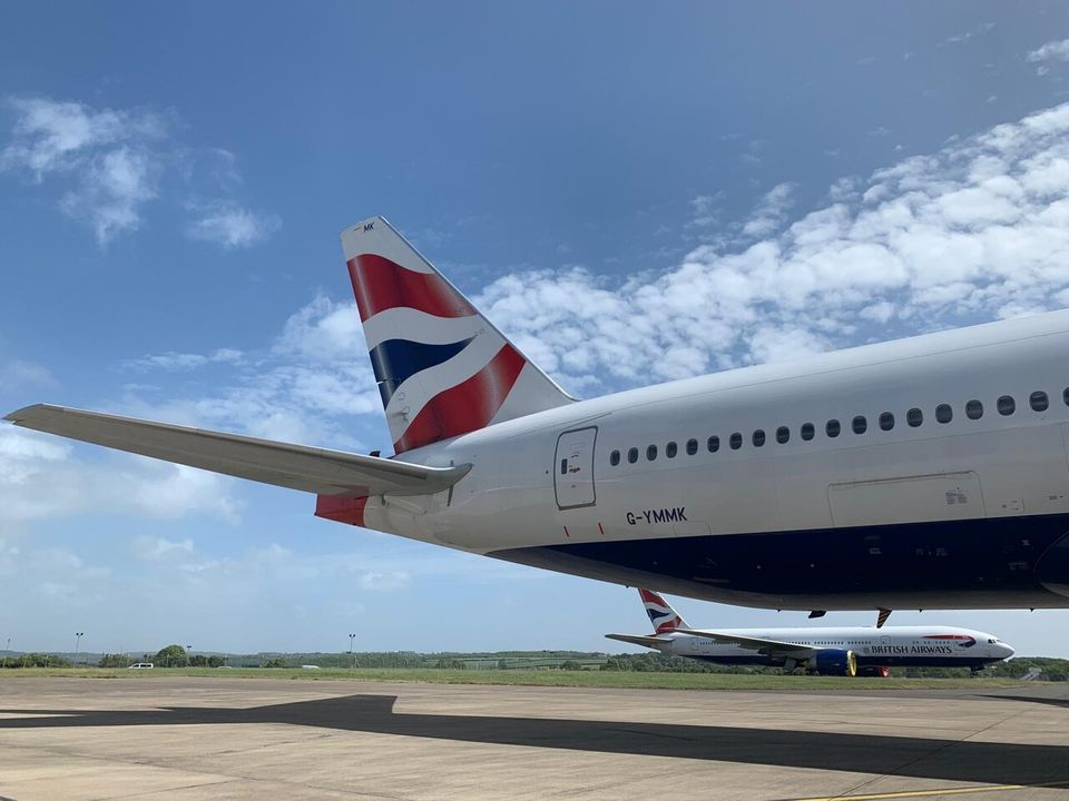 With planned grounded globally due to the pandemic, British Airways' revenue has been decimated