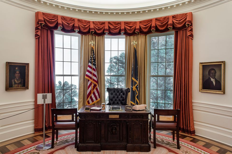 On eve of US inauguration, a chance to visit the president's office | The  Art Newspaper