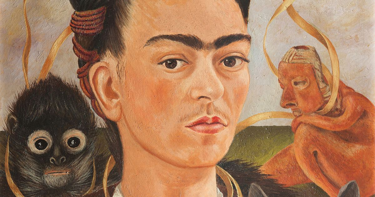 Frida Kahlo, a timeless favourite, finds new relevance during this time of isolation and illness