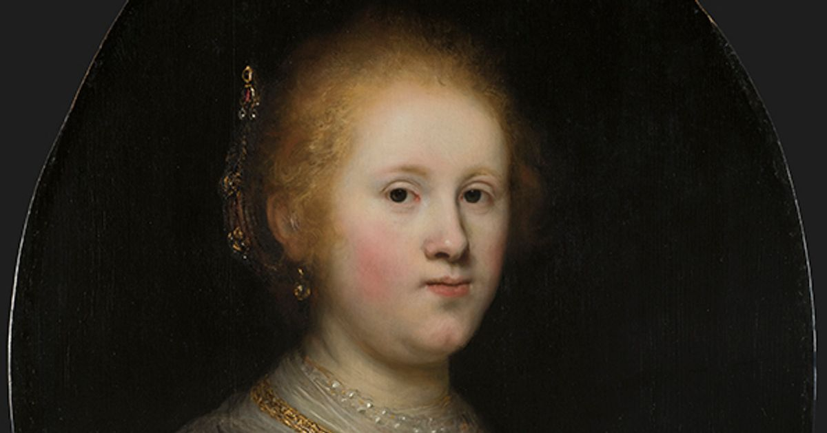 Its attribution restored, a Rembrandt portrait goes on view in Allentown