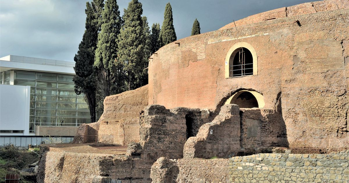 Walk through the 2,000-year-old Mausoleum of Augustus, Rome's first emperor