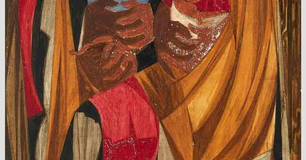 Travelling Jacob Lawrence show spurs discovery of a second missing painting in New York