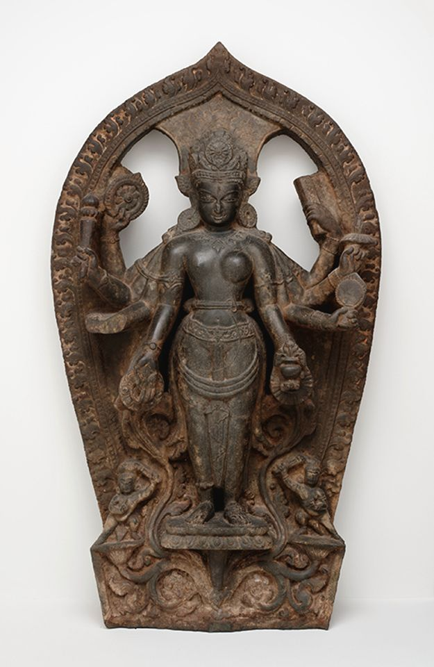 Looted in the 1980s, a Sacred Stele at the Dallas Museum of Art Is Headed Back to Nepal – Hindu Press International – Hindu Press International