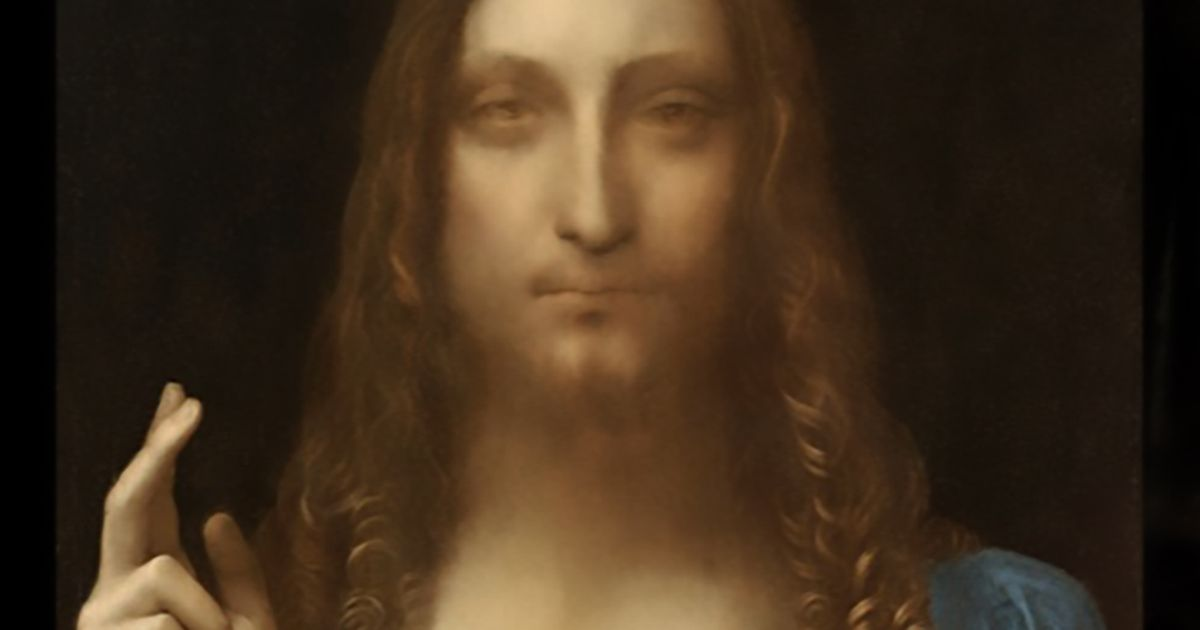 Leonardo da Vinci's Salvator Mundi—the world's most expensive work of art—to be turned into an NFT