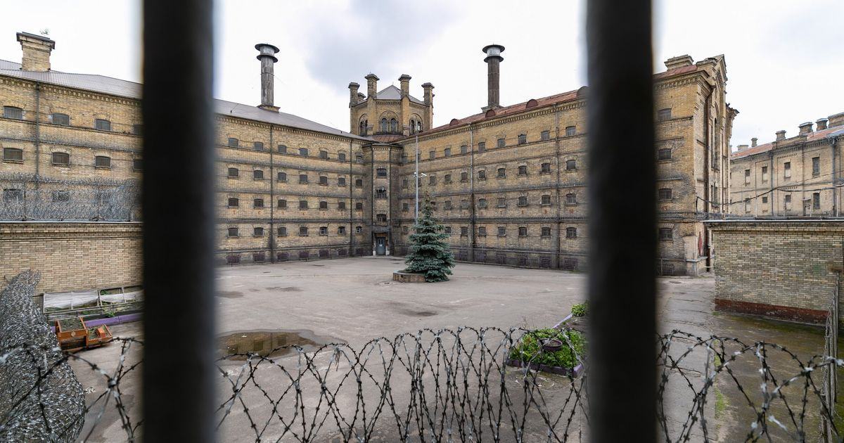 Lithuanian prison—once a set for Netflix series Stranger Things—could become a major museum under radical redevelopment plan