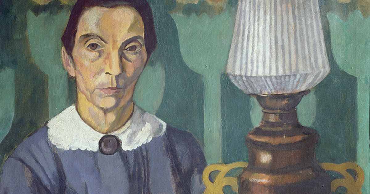 Rarely seen paintings by Nina Hamnett, fringe member of the Bloomsbury Group, go on show at Charleston