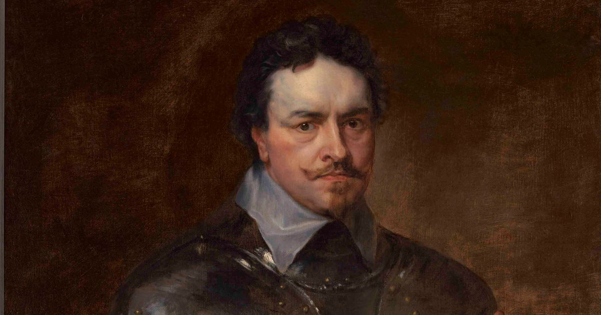 Charles I disposed of this Van Dyck portrait when he signed the sitter's death warrant. Now it is up for sale at Christie's