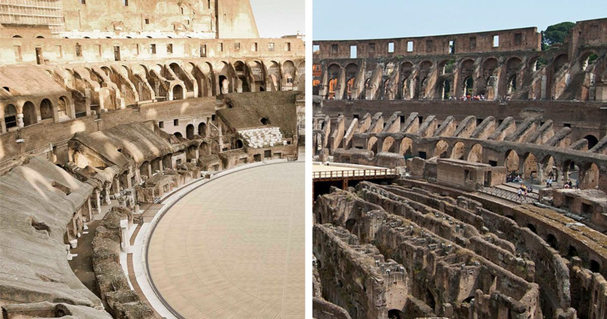 'The Colosseum is the last thing I would spend money on': experts angry over plans for €15m floor at Italy's most famous site