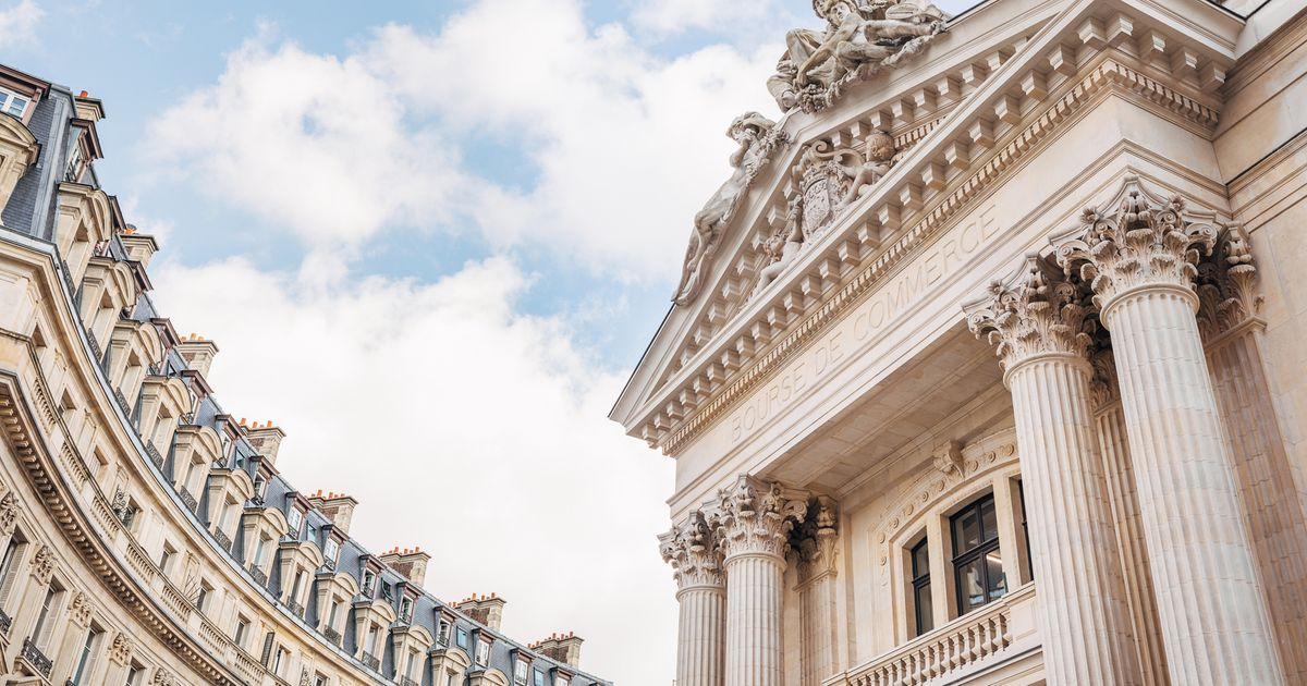 After 21 years and $194m: Pinault opens Bourse museum in Paris