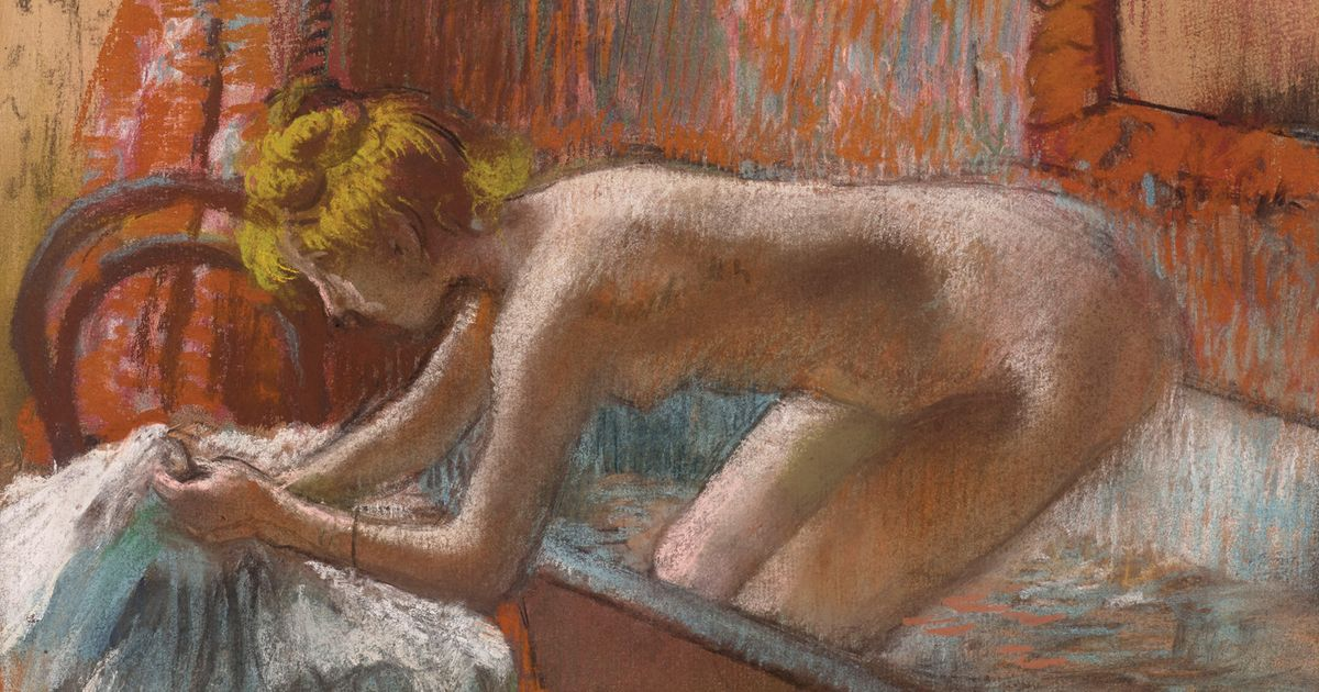 June auction highlights: from a delicate Degas pastel to a Kandinsky painting once owned by the Guggenheim museum