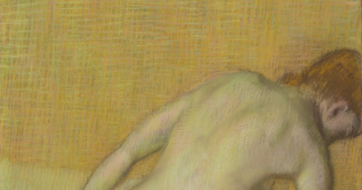 A Degas bought by the Van Gogh Museum sparks off an ethical debate: are female nudes OK?