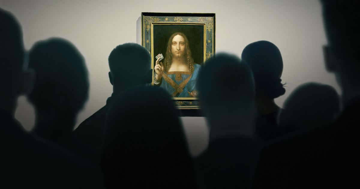 The Lost Leonardo, a solid sceptical documentary, follows the saga of the world's most scrutinised painting