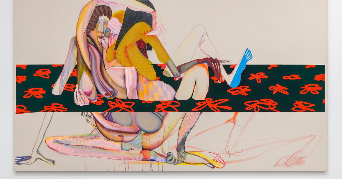 After the South London Gallery's 'most challenging year ever', Christina Quarles paintings and drawings go on show