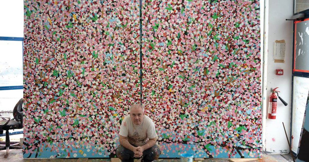 British artist Damien Hirst laid off 63 people last autumn while claiming £15m in government Covid-19 loans