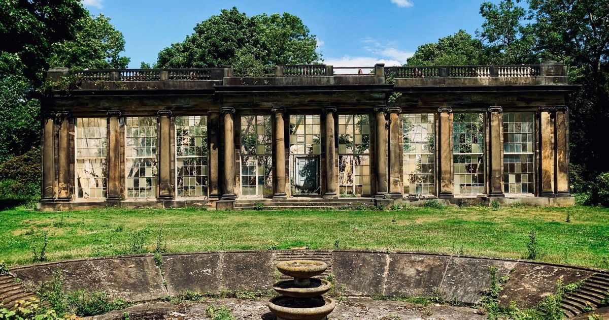 Eccentric Wentworth Woodhouse estate—home to centuries-old camellias—gets set to bloom again in Yorkshire