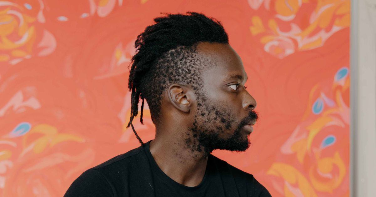 Young British artist Tunji Adeniyi-Jones paired with Duncan Grant for the Bloomsbury set artist's first solo show since he died in 1978