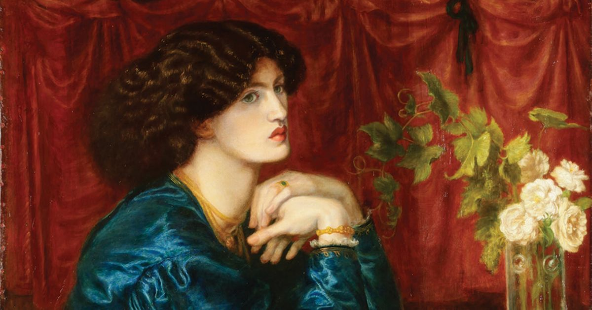 Rossetti paints us a (sometimes not so) pretty picture in exhibition devoted to artist's portraits