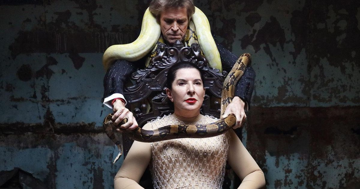 Marina Abramovic takes London by storm with a trio of shows