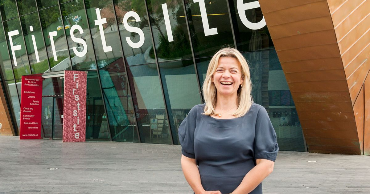 'Excellence in Essex': Firstsite wins Art Fund Museum of the Year 2021