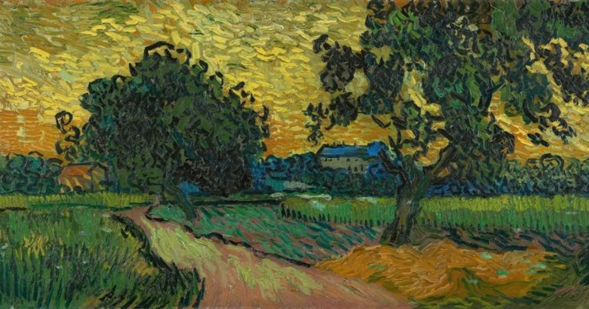 70 paintings in 70 days: Van Gogh's astonishing achievement at the end of his life